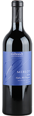 2014  SVS Clifton Hill Merlot
