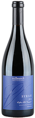 2014 SVS Clifton Hill Syrah