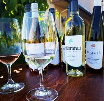 Celebrate Spring Wine Club Release Image