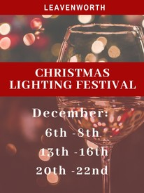Leavenworth Christmas Lighting Festival Reservation