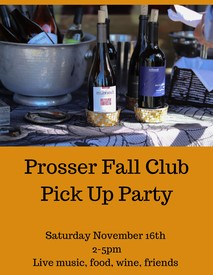 Prosser - Fall Club Party